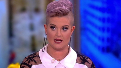 S20E154 Kelly Osbourne On the View: Talks New Book and Controversial Comment On Mexico