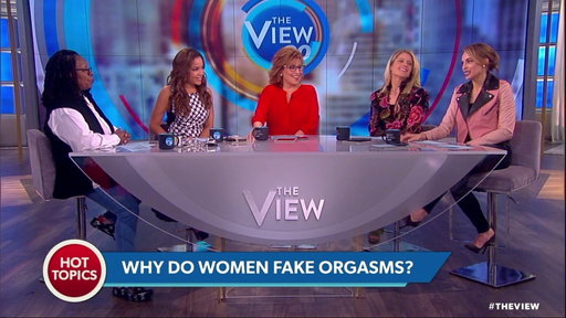 S20E154 The View Hot Topic: Why Do Women Fake Orgasms