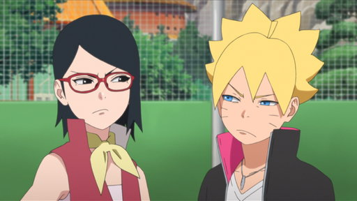 Boruto: Naruto Next Generations S01E04 (Sub) A Ninjutsu Battle of the Sexes!
