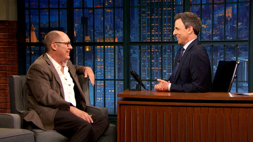 Late Night with Seth Meyers S04E98 James Spader, John Mellencamp