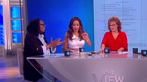 S20E156 Who Does Trump's Tax Plan Benefit? The View Co-hosts Weigh in