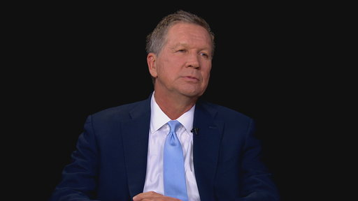 The Charlie Rose Show S25E149 First 100 Days; Gov. John Kasich; Frances FitzGerald