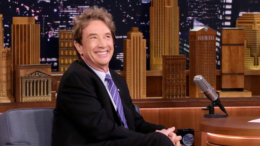 S4E129 Martin Short Takes Shots at Bill O'Reilly, United Airlines and Jimmy Fallon