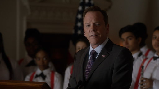 S1E19 Tom Kirkman Appoints His Secretary of Education
