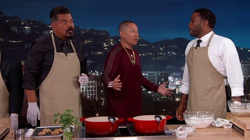 S15E55 Anthony Anderson and George Lopez Cook With Chef Eddie Huang