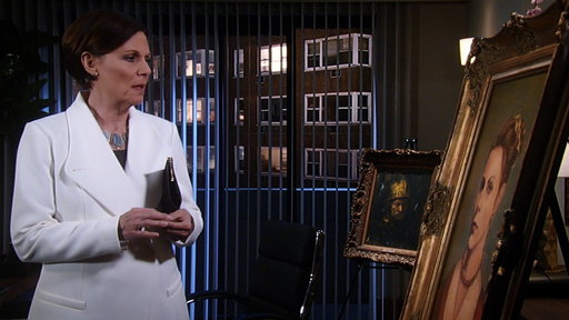 S55E24 Tracy Sells the Painting