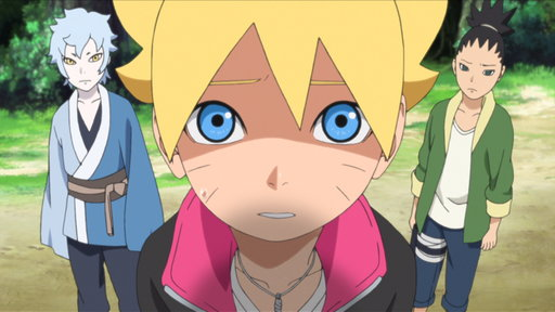 Boruto: Naruto Next Generations S01E06 (Sub) The Final Lesson!
