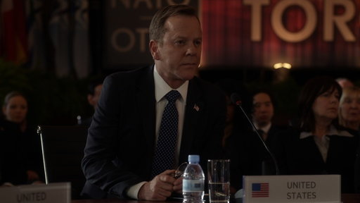 S1E20 Tom's First NATO Summit