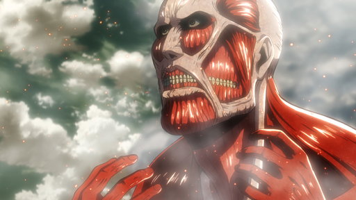 Attack on Titan S02E07 (Sub) Close Combat