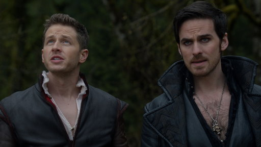 S06E21 Hook, Charming, and the Beanstalk