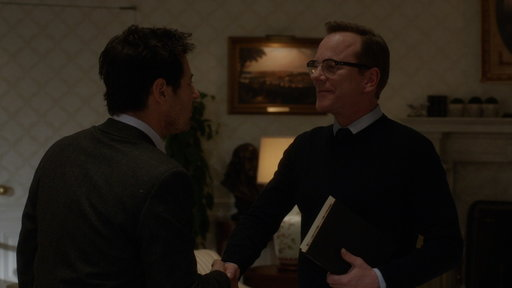 S01E21 Tom Meets With Abe Leonard