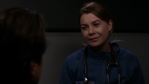 S13E24 Meredith Tells Nathan Megan Is Alive