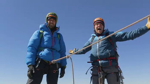 Rock the Park S03E26 Grand Teton: Avalanches and Alpine Skiing