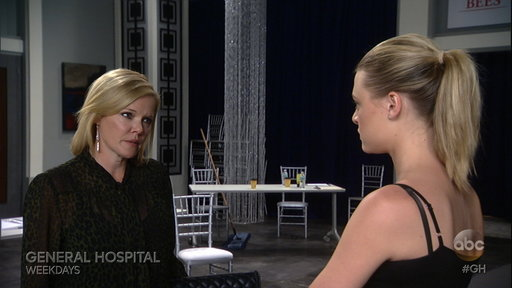 S55E36 GH Spoiler: Ava Is Haunted by Morgan's Death