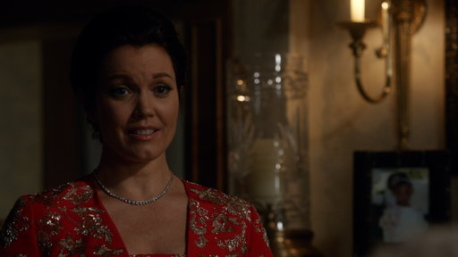S6E16 Mellie Asks Cyrus to Be Her Date at the Ball
