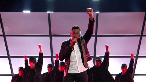 "S12E27 Chris Blue: ""Rhythm Nation"""