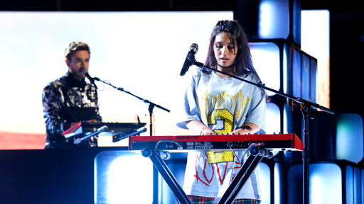 "S12E28 Zedd and Alessia Cara: ""Stay"""
