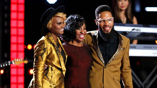 S12E28 Vanessa, TSoul and Gladys Knight