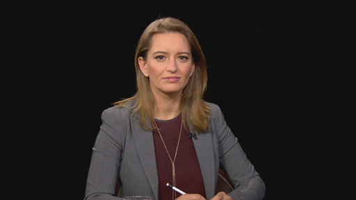The Charlie Rose Show S25E164 Katy Tur; The Wenners