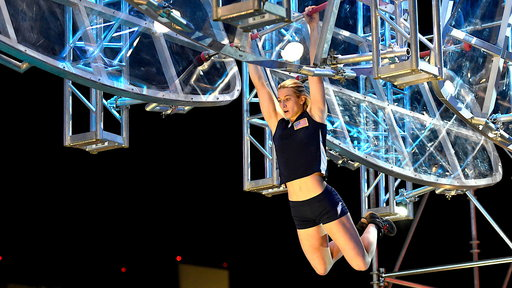 Dallas Auto Show >> Watch American Ninja Warrior Clip: Jessie Graff's Record-Breaking Run - ShareTV
