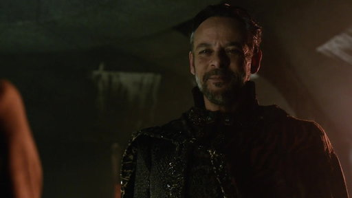 S3E21 Ra's Al Ghul Emerges from the Darkness