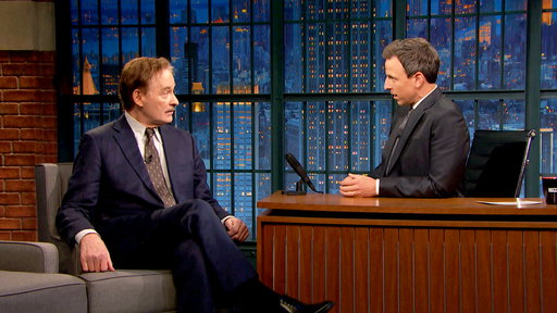 Late Night with Seth Meyers S04E116 Kevin Kline, Sharon Horgan, Cage the Elephant