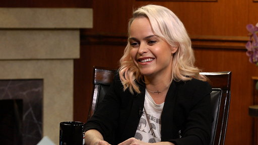 Larry King Now S05E128 Taryn Manning On 'Orange Is the New Black,' Music, & Lost Roles