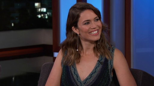 S15E78 Jimmy Kimmel Feels Sorry for Mandy Moore
