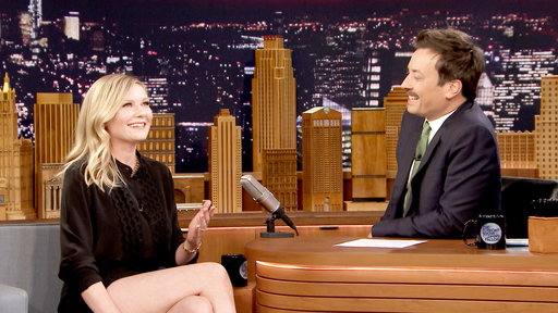 The Tonight Show Starring Jimmy Fallon S04E159 Kirsten Dunst, Larry the Cable Guy, Nikki Glaser