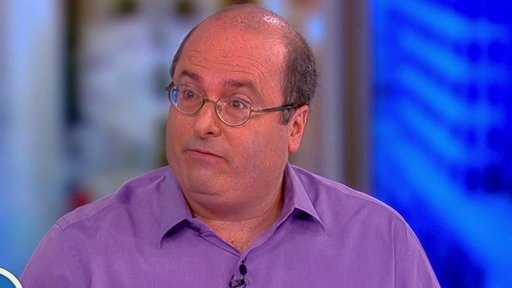 S20E191 David Grann 'Killers of the Flower Moon' On the View