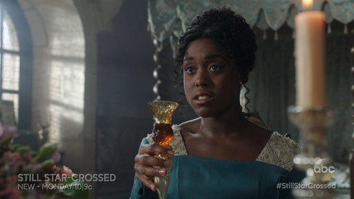 S1E3 Escalus Surprises Rosaline With News About Her Wedding