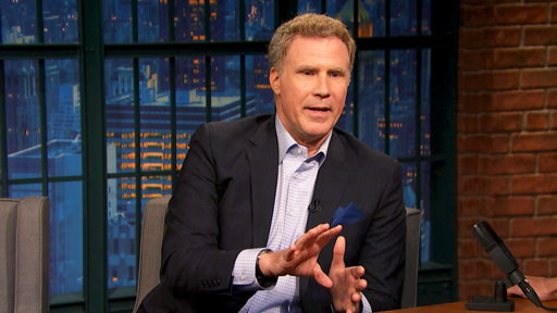 Late Night with Seth Meyers S04E125 Will Ferrell, Laverne Cox, Jeff Tweedy