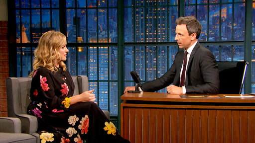 Late Night with Seth Meyers S04E126 Amy Poehler, Nicolle Wallace