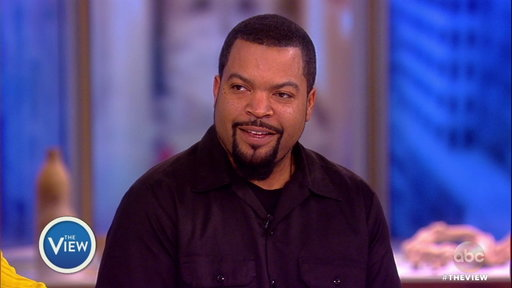 S20E193 Ice Cube Talks BIG3 Basketball, 'Death Certificate's' 25th Anniversary On the View