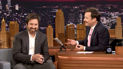 The Tonight Show Starring Jimmy Fallon S04E163 Ray Romano, Ruth Negga, Camila Cabello