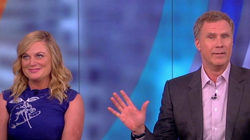 S20E197 Amy Poehler and Will Ferrell Discuss Presidential Sketches and 'The House'