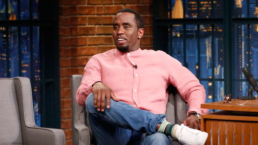 "S04E130 Sean ""Diddy"" Combs Gave Jay Z Sweet Twin-Parenting Advice"