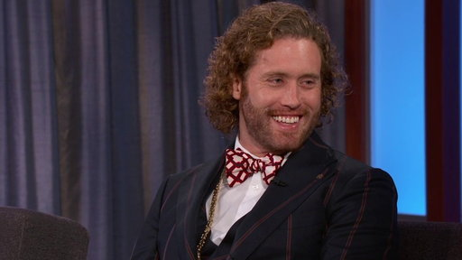 S15E95 T.J. Miller Reveals Why He Left Silicon Valley