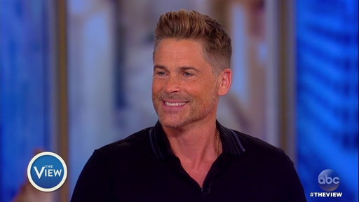 S20E210 Rob Lowe Talks 'The Lowe Files' On the View