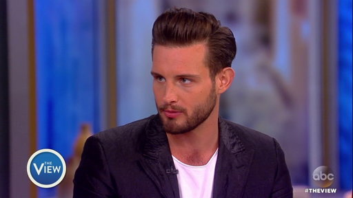 S20E211 Nico Tortorella Opens up About Sexual Fluidity On the View
