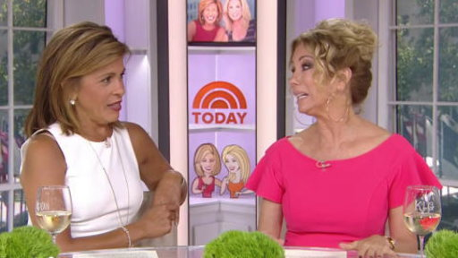 S0E0 Would Kathie Lee Ever Shave Her Head for a Role? KLG Says…
