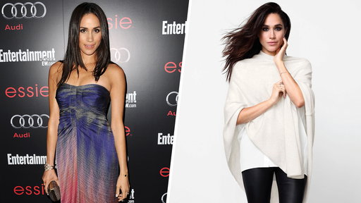 S0E0 See Meghan Markle's Style Evolution Through the Years