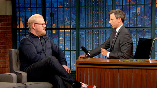 S4E138 Jim Gaffigan, Andrea Mitchell, Fall Out Boy