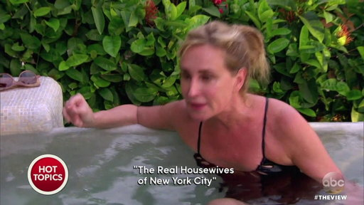 S20E213 'RHONY''s Sonja Morgan Questions Ramona Singer's Happiness: The View