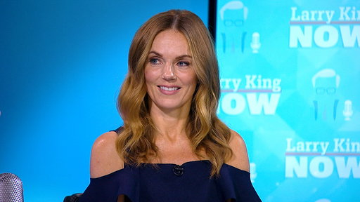 Larry King Now S06E03 Geri Halliwell on the Spice Girls Then & Now, New Music, & George Michael