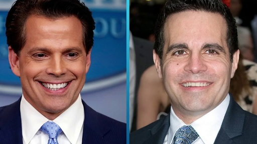 S20E214 Mario Cantone Weighs in On Playing Scaramucci On 'The President Show': the View