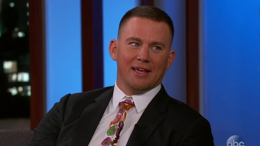S15E96 Channing Tatum's Daughter Doesn't Like His Movies