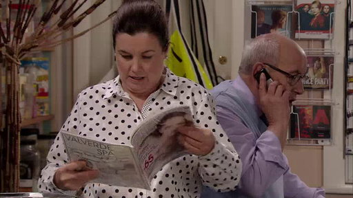 Coronation Street (UK) S58E155 Fri, Aug 4, 2017, Part 1