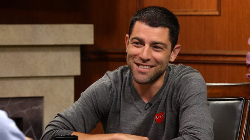 Larry King Now S06E09 Max Greenfield on 'New Girl,' Fatherhood, & Lady Gaga