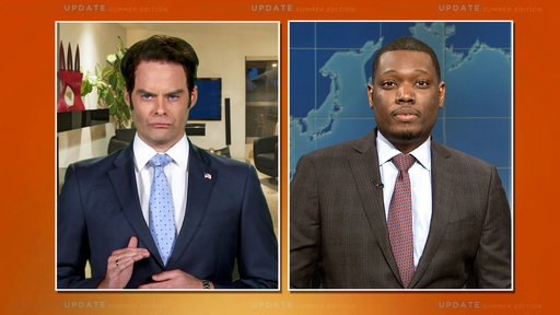S42E22 Weekend Update: Anthony Scaramucci FaceTimes the Show